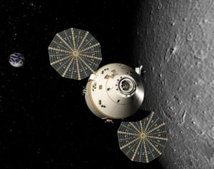 UK space ship